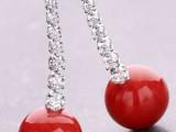 Corallo peau d'ange, diamanti e oro, star delle esclusive creazioni firmate Rovian Gioielli I