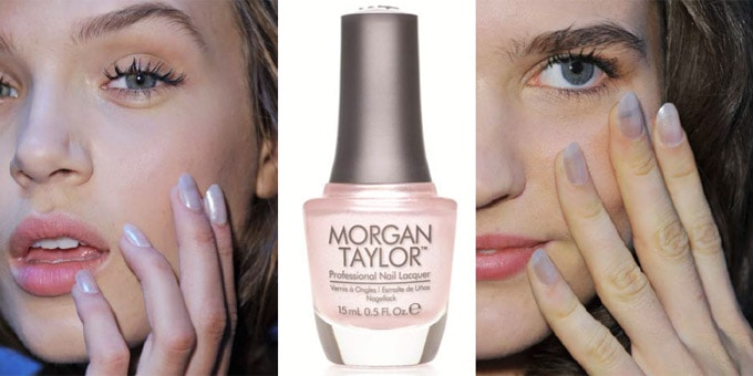 """""""Adorned In Diamonds"""" - gli smalti di Morgan Taylor"""