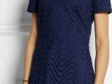 L'abito di Denim di Victoria Beckham