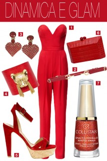 01 - look rosso fuoco