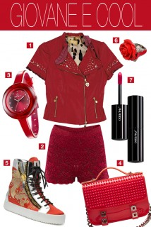 03 - look rosso fuoco