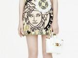 Versace svela la collezione donna per la pre-fall 2015