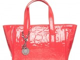 Calvin-Klein-Jeans-MAGGIE---Shopping-bag---rosso