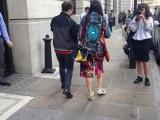 Lo street-style di Londra