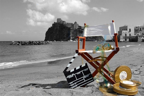 Ischia capitale del Cinema