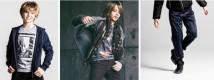 La moda per i piu' piccini di Antony Morato