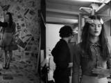 Nel backstage di un servizio moda