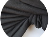 La moda del turbante- black-leatherette