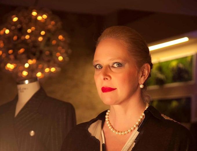 Cristina Egger - una donna in carriera