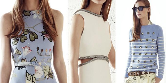 Moda Donna - Gucci Cruise Collection 2015
