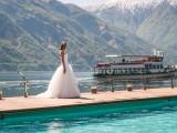 La sposa Couture Hayez Royal: un lusso senza tempo