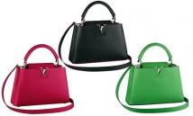 La nuova Capucines di Louis Vuitton