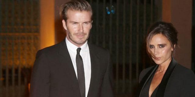 David Beckham 'marchiato' a vita da Victoria