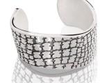 Tous braccialetto argento sterling banda