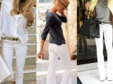 Jeans bianchi: 3 modi per indossare al top un must di stagione