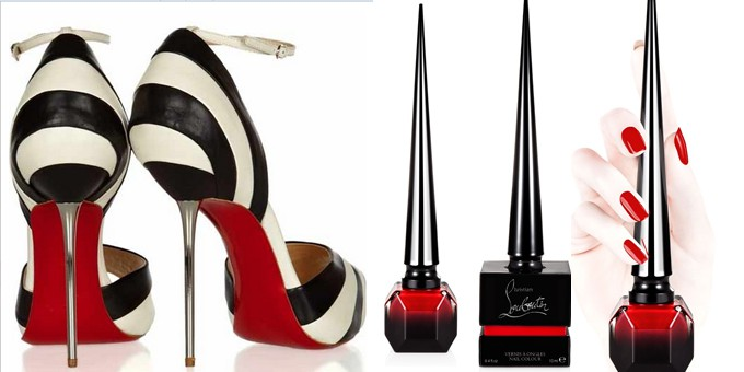 smalto louboutin