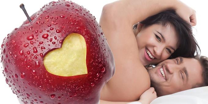 Una mela al giorno ed il sesso