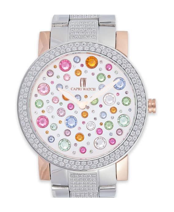 Orologi Capri Watch collezione Multijoy