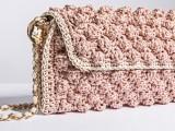 Una borsa ideale sia di giorno che di sera? La Rafia Bag di M Missoni