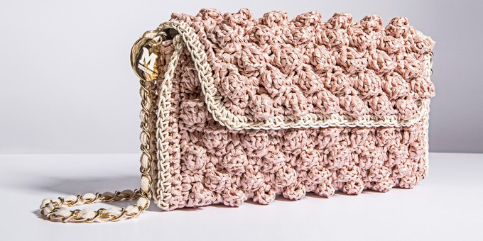 M Missoni - Rafia Bag per l'autunno