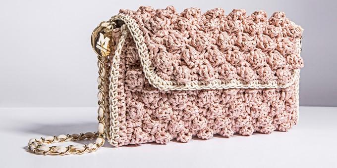 M Missoni - Rafia Bag per l'autunno