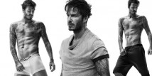 'David Beckham Bodywear for H&M'