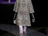 dress barocco dolce gabbana