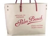Borse: Louis Vuitton e la Palm Beach da spiaggia