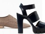 Scarpe: Zara, dalle francesine alla linea sportiva