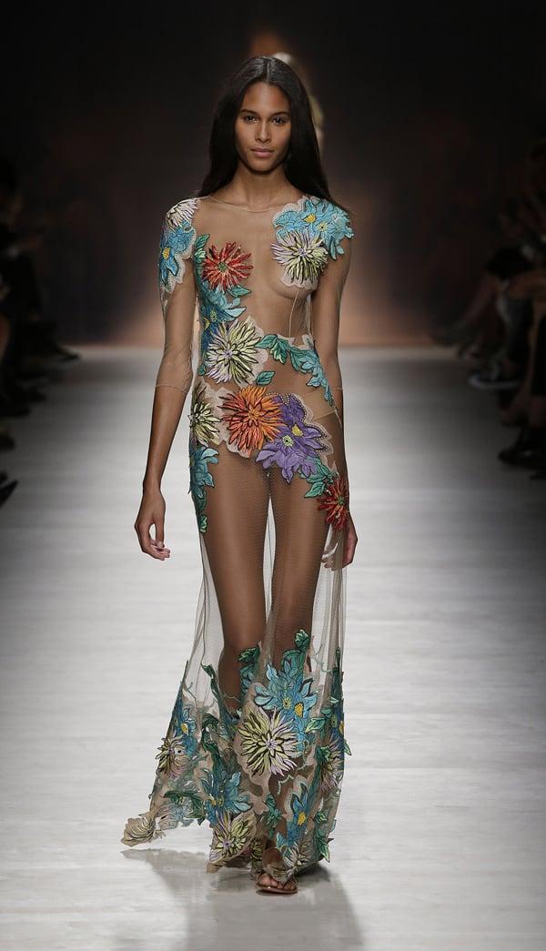 Blumarine - ss 2015 - sfilate Milano Moda Donna
