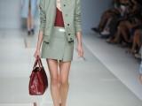 Trussardi -ss2015 - sfilata milano moda donna