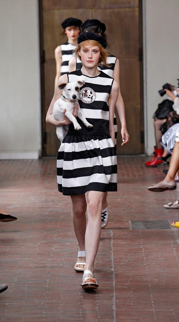 I'M-ISOLA-MARRAS-milan fashion week - ss 2015