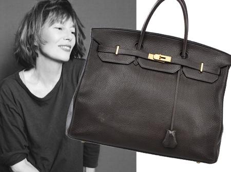 Jane Birkin ha messo all'asta una delle sue borse