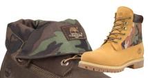 Timberland Camou Boot