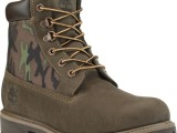 Timberland Camou Boot 6618A