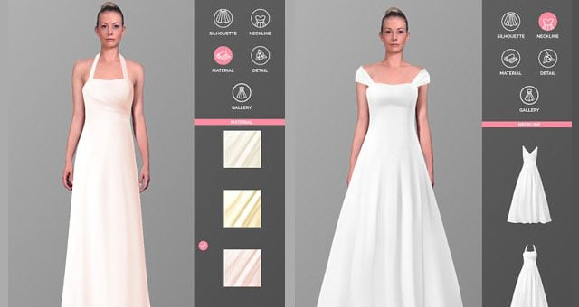Wedding Dress Studio APP