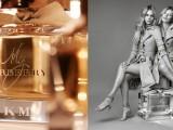 Quando Kate incontra Cara… nasce My Burberry parfum