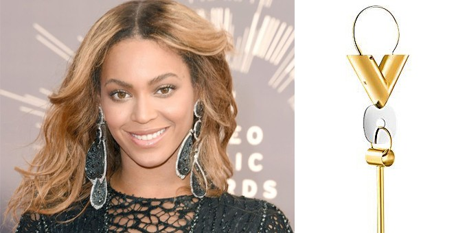 dall'Essential V di Vuitton al red carpet con Beyoncè