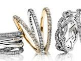 Luci d'autunno con i nuovi anelli PANDORA