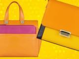 I colori vitaminici delle borse hi-tech Piquadro per la prossima primavera estate 2015