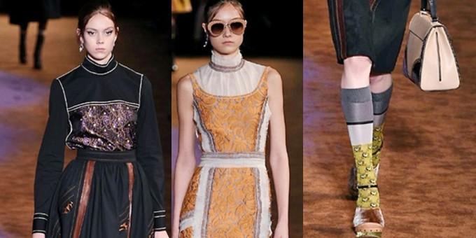Prada - ss 2015 - milano moda donna