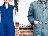Il fascino dell'uniforme…ma da lavoro sfila a Milano