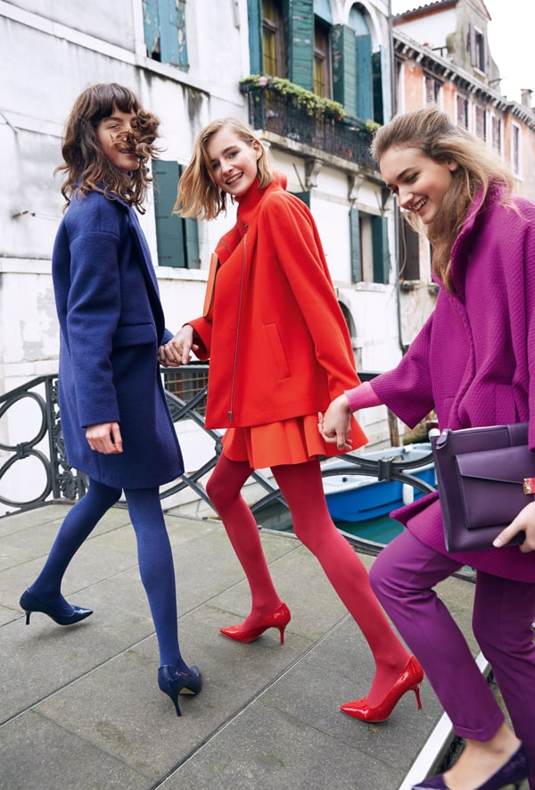 United Colors Of Benetton - cappotti donna - collezione f/w 2014/15