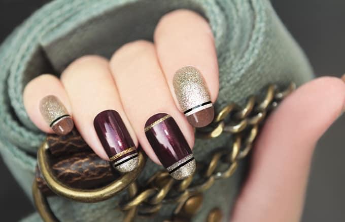 Le unghie ovali