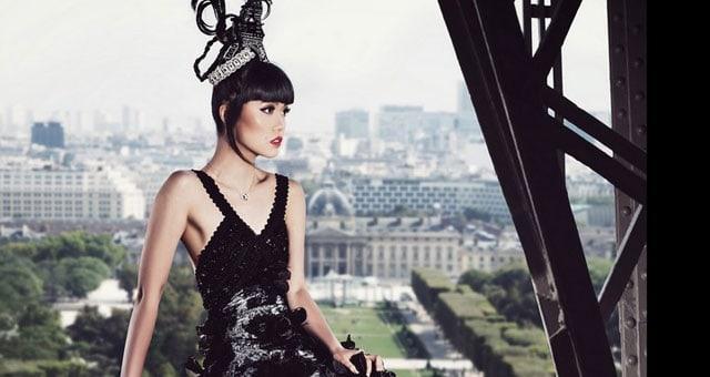 Jessica Minh Anh Tour Eiffel