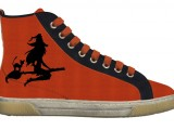 Sneakers #P5 versione Halloween: Personal Shoes
