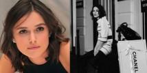 Keira Knightley e le borse Chanel