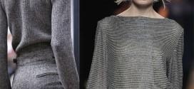 Belle in grigio: il colore più trendy dell'inverno 2014