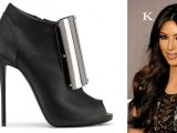"Scarpe: Zanotti si ispira a Kim Kardashian per ""Mrs West"""