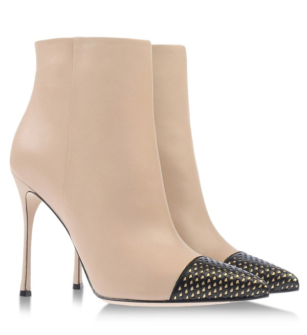 SERGIO ROSSI Ankle boots £ 600.00